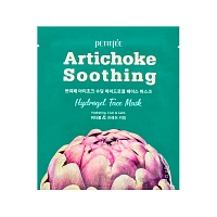 Petitfee-Artichoke-Soothing-Hydrogel-Face-Mask-1