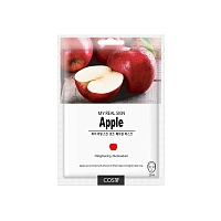 COS.W-My-Real-Skin-Apple-Facial-Mask